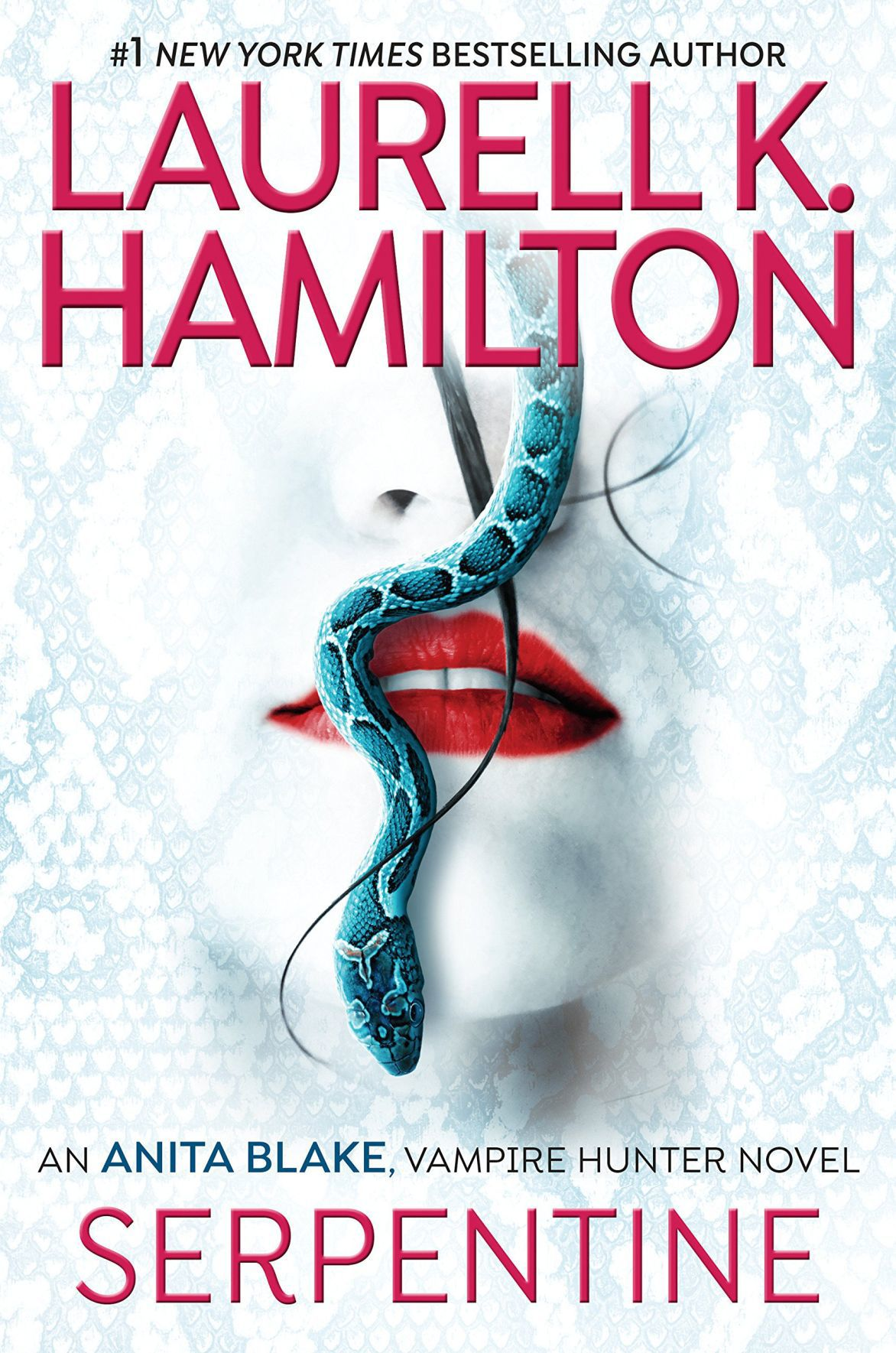 """Serpentine"" by Laurell K. Hamilton"