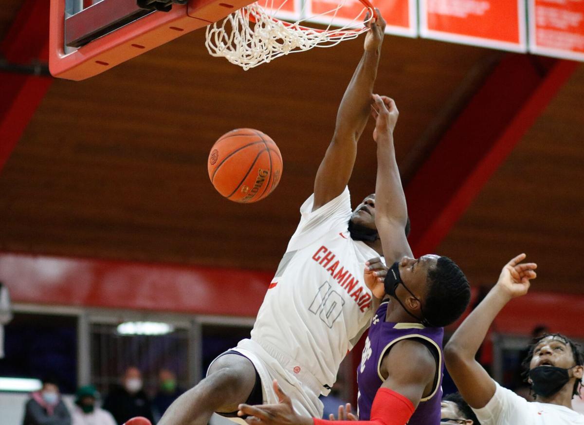 CBC at Chaminade Boys Basketball