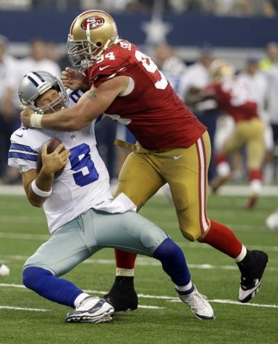 mu product justin smith is 49ers old reliable on defense nfl