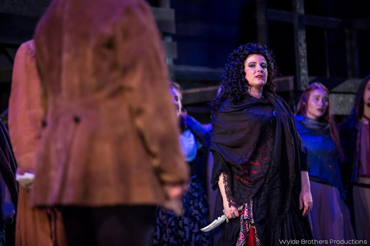 Carmen' is a big finish for Winter Opera St  Louis' 10th season