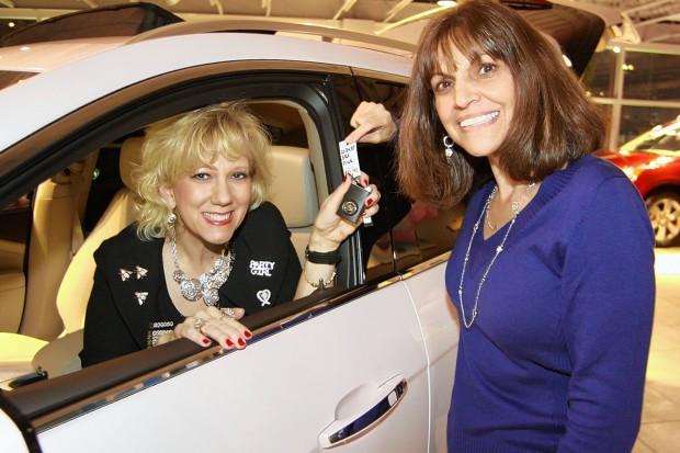 Ding Dong Mary Kay Sales Rep Rings Up 13th Pink Cadillac