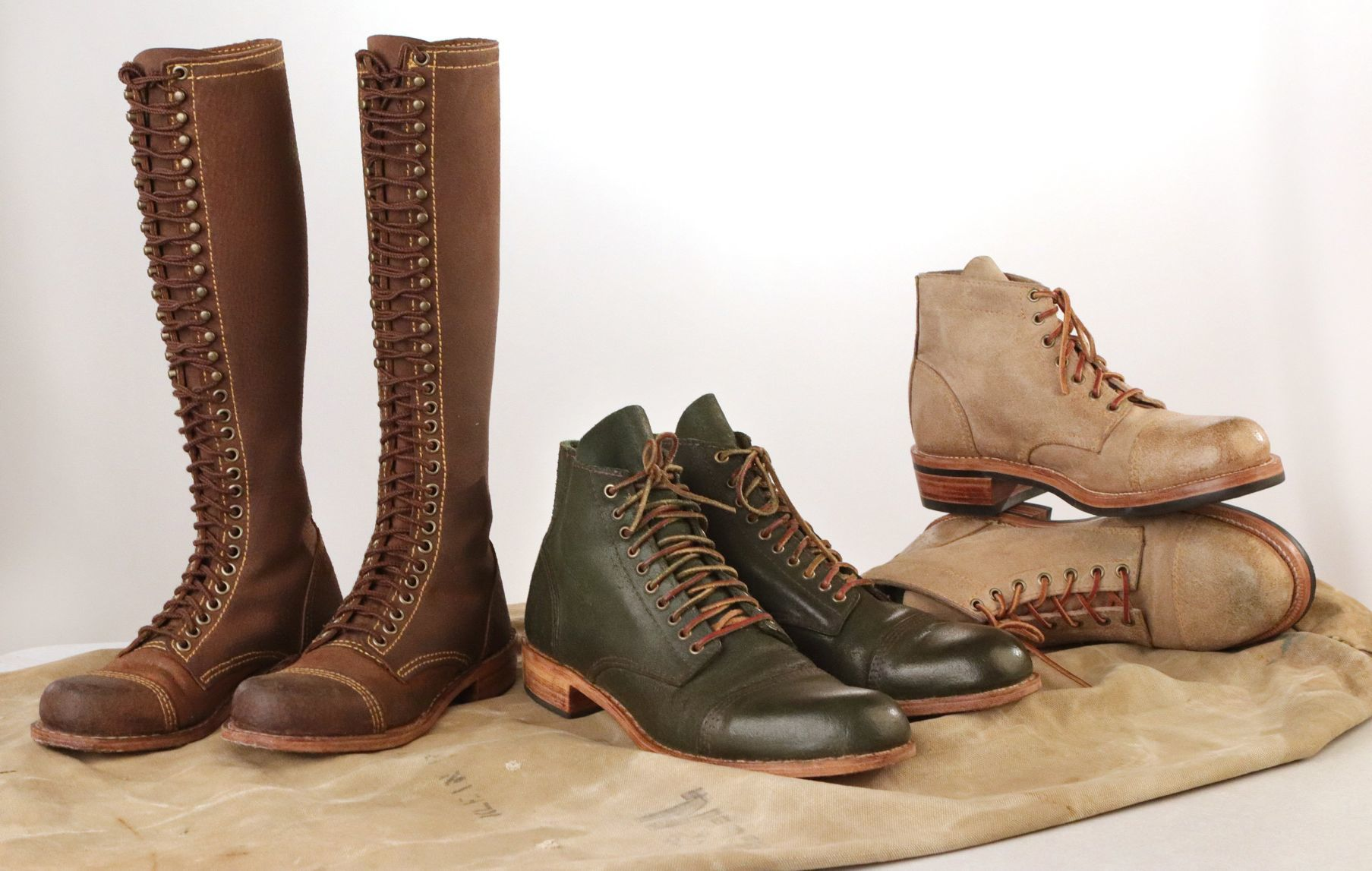 Made in St. Louis: St. Charles boot