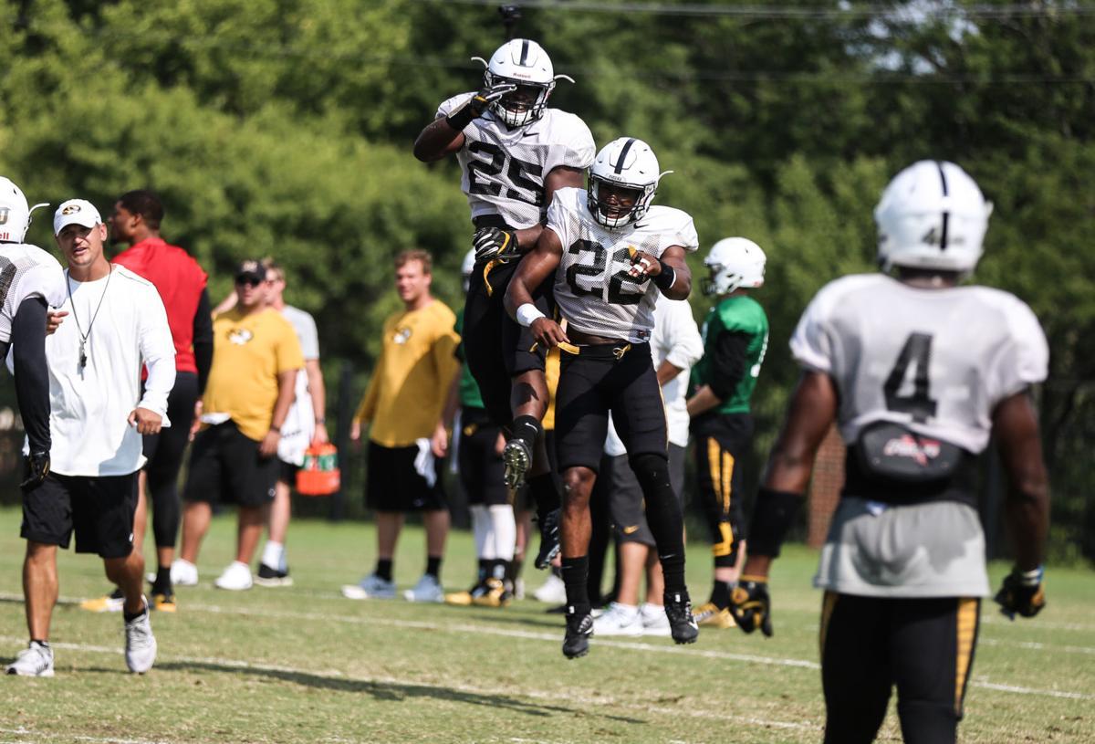 Freshman Brooks proudly carries on Mizzou's No. 25 tradition | Mizzou |  stltoday.com