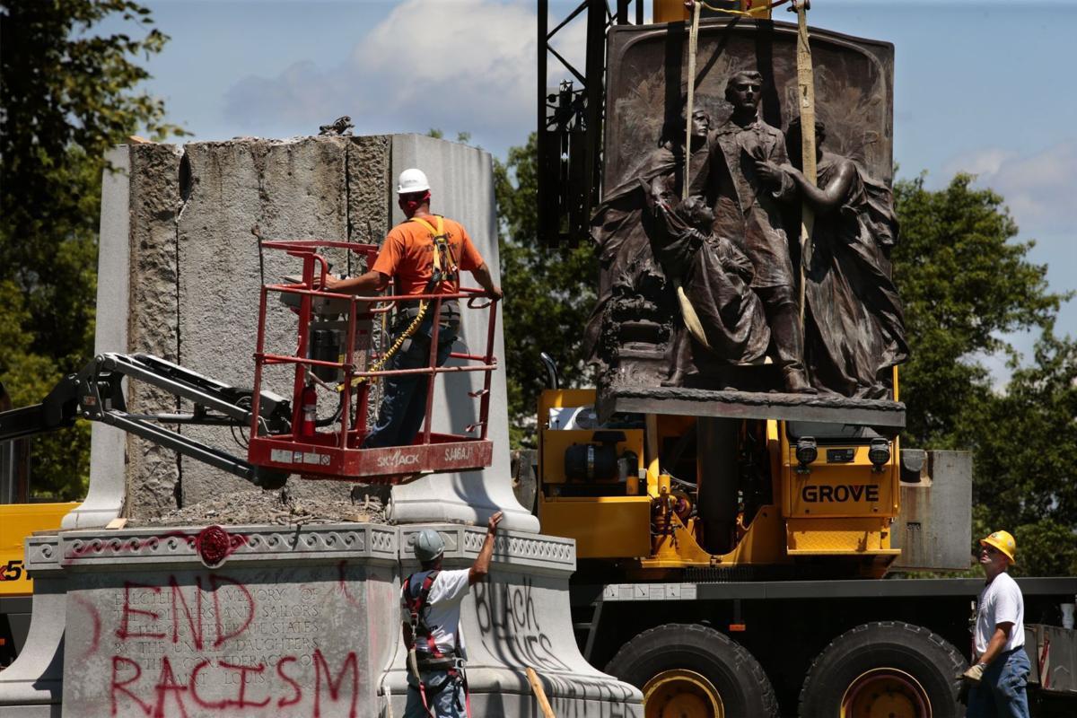Confederate Monument St. Louis
