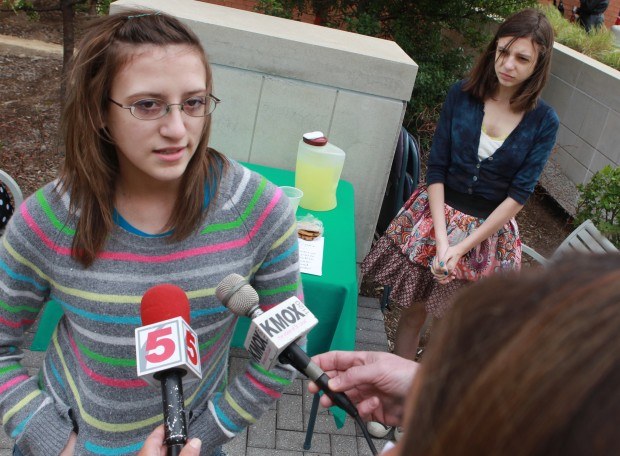 Hazelwood Girl Scout cookie controversy