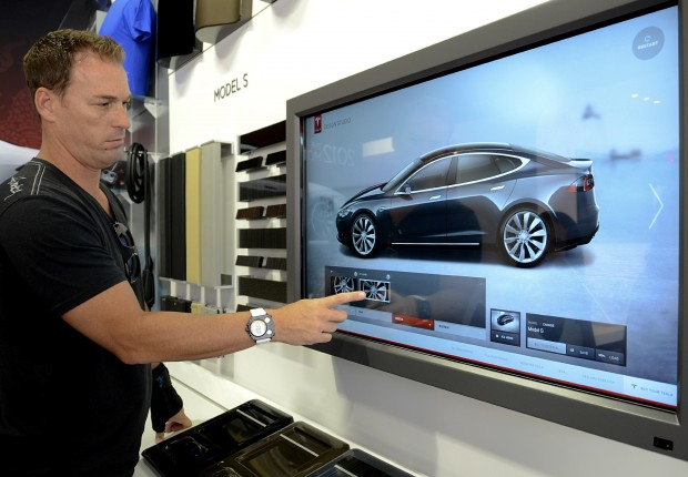 Service center here is part of Tesla's growth drive | Business | stltoday.com