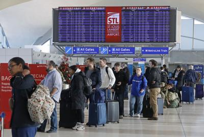 St. Louis Lambert International Airport gears up for holiday travelers