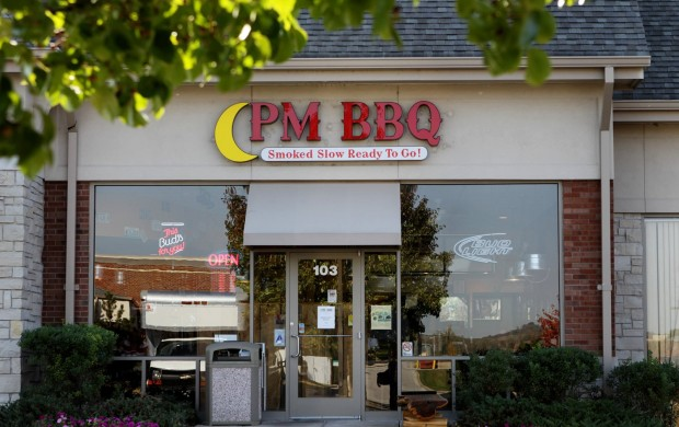 PM BBQ in Chesterfield Valley