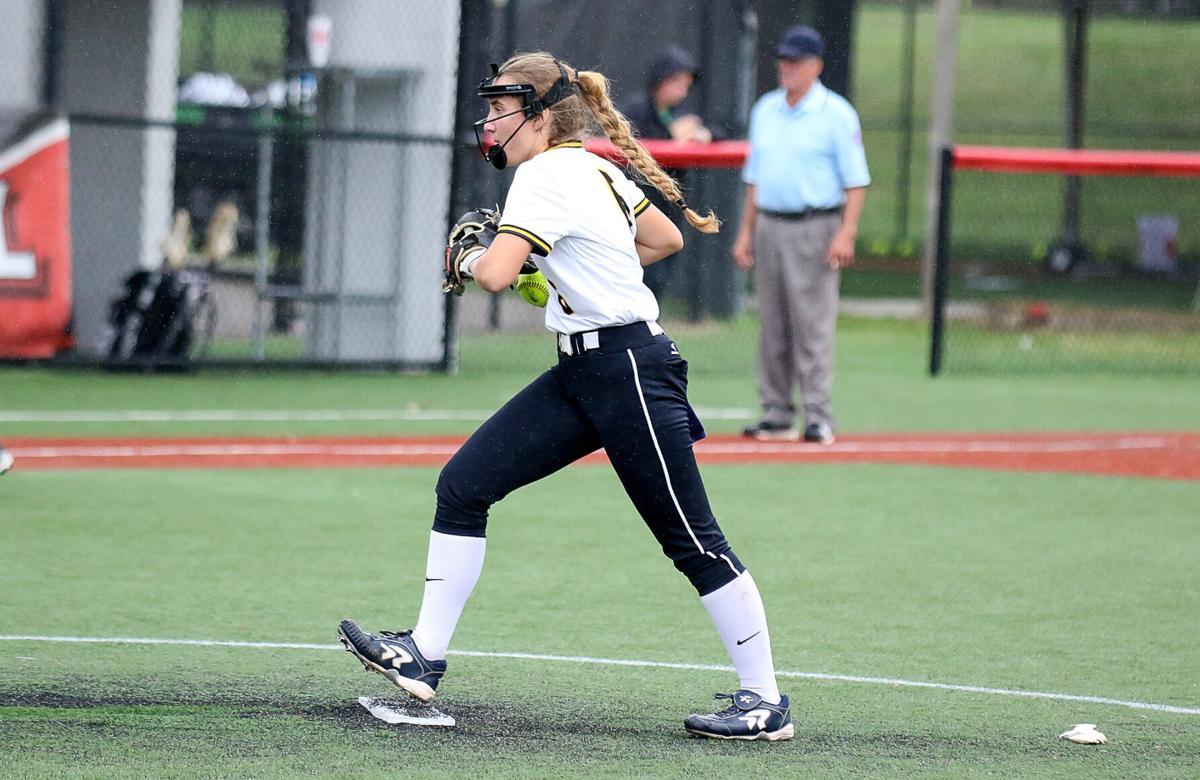Oakville vs. Poplar Bluff softball