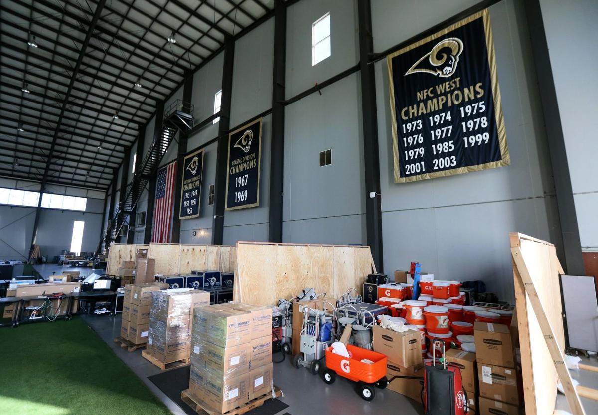 St. Louis Rams training center