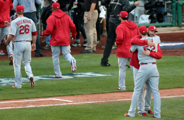 St. Louis Cardinals vs Pittsburgh Pirates NLDS game 4