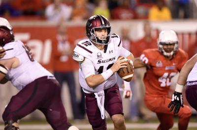 SIUC quarterback is MVP in FCS Bowl | College Sports