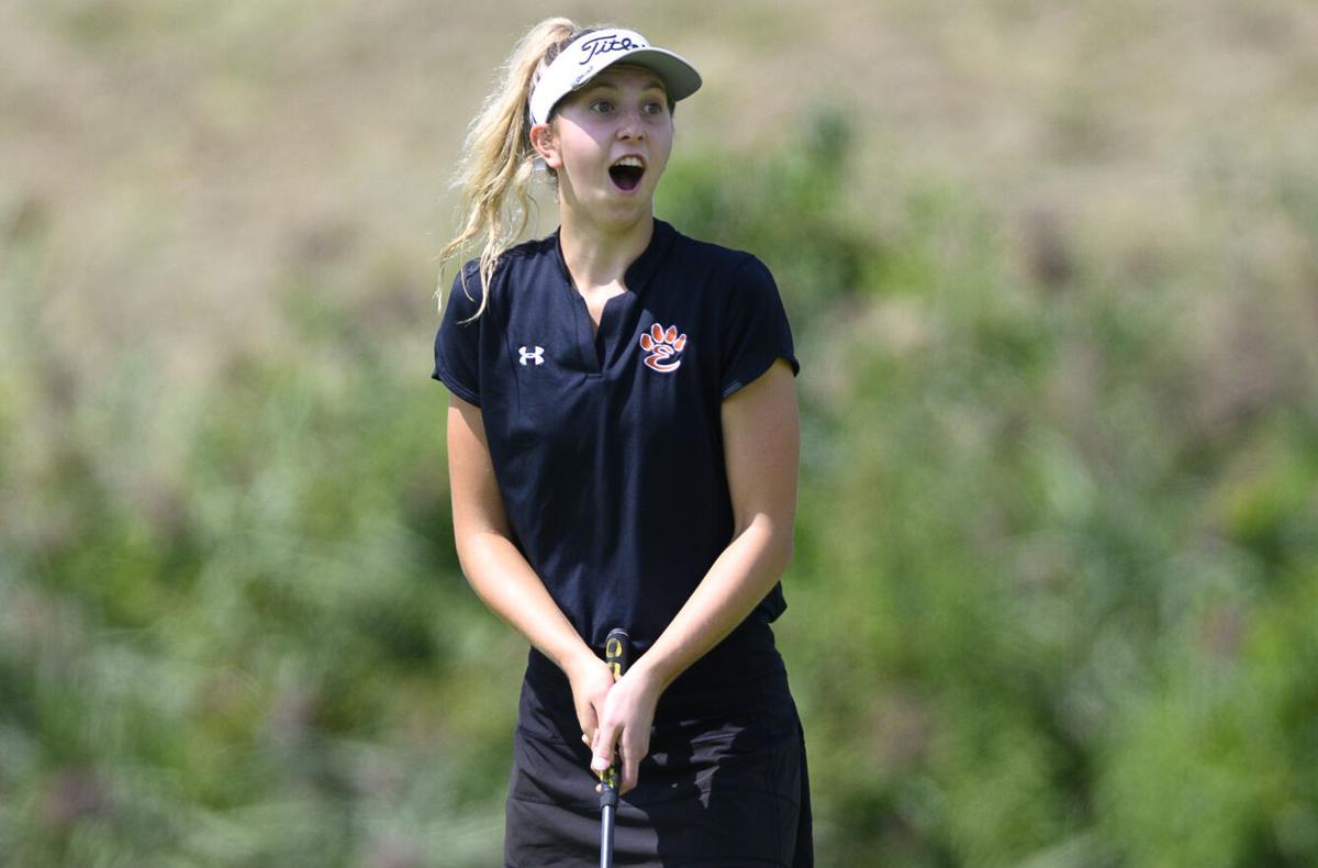 Southwestern Conference girls golf tournament