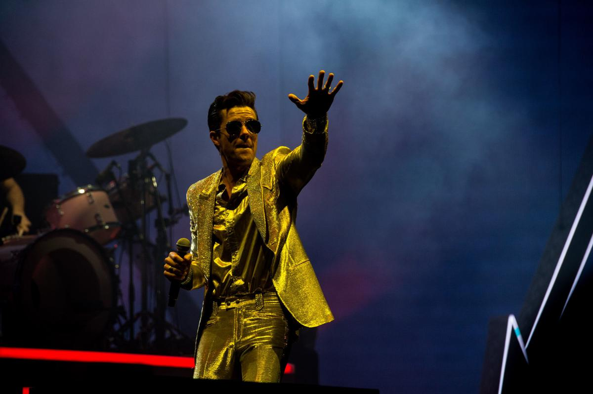 The Killers slay at sold-out Chaifetz Arena concert | The Blender ...