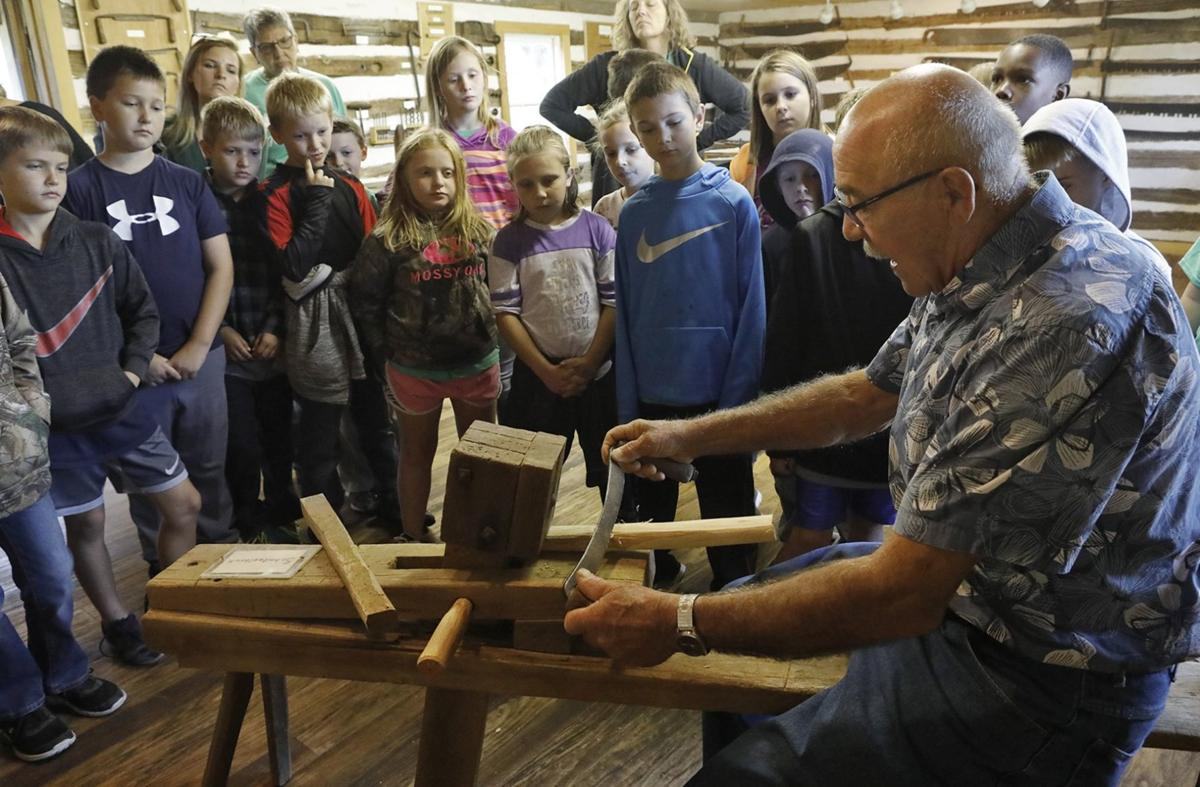 German history runs deep in Perry County
