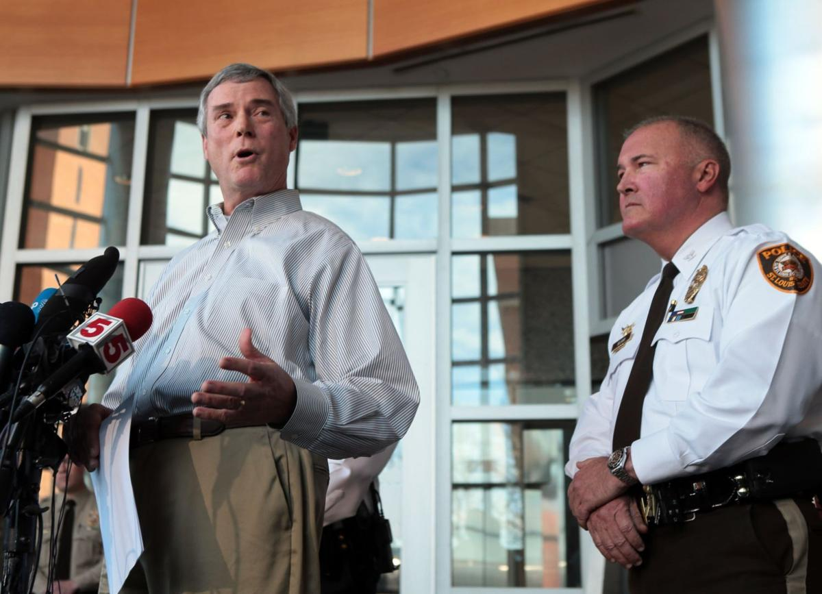 McCulloch announces charges in police shooting