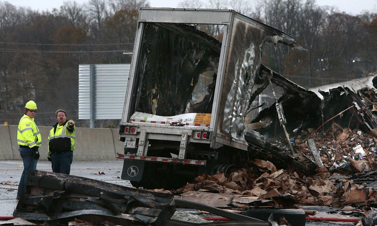 One dead in fatal semi wreck