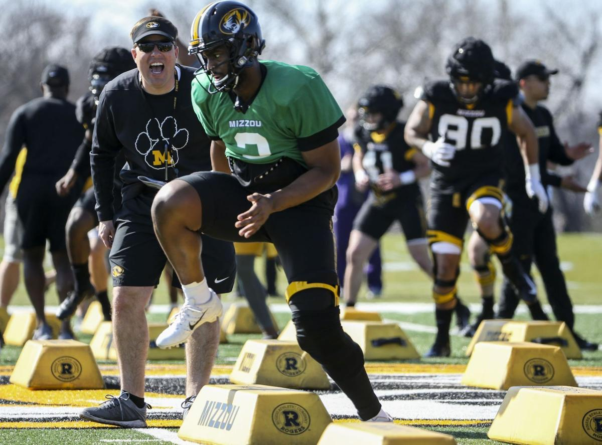Football is in the air at Mizzou