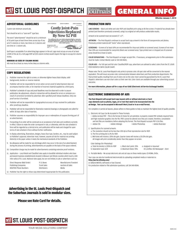 STL General Info