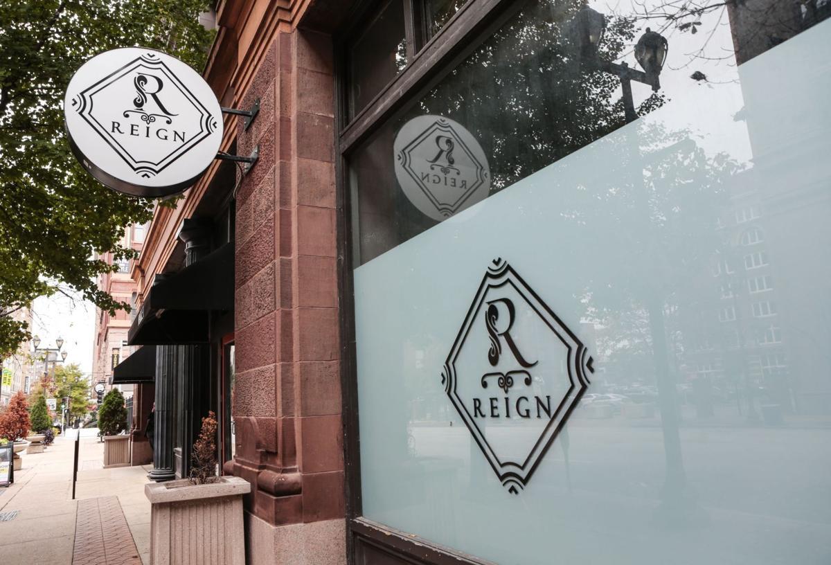 Reign restaurant and bar