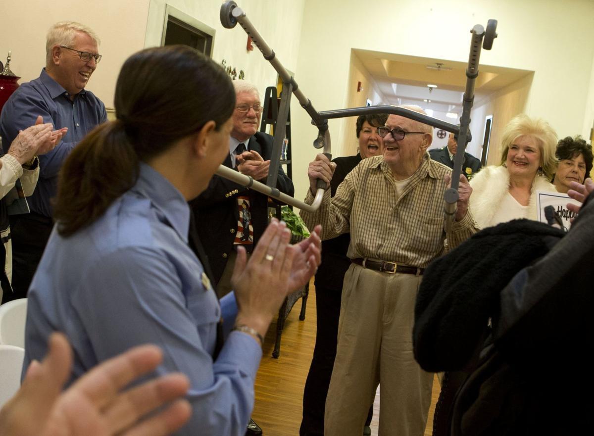Edward Hetzer's 100th birthday