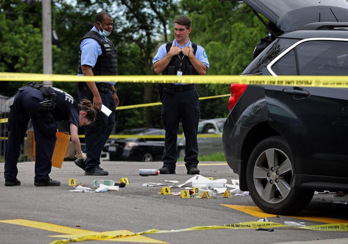 Homicide in Walnut Park East
