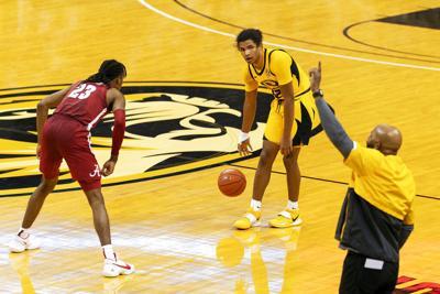 Alabama Missouri Basketball