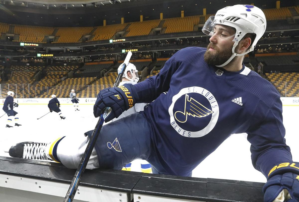 Will free agent Maroon stay home with Blues?