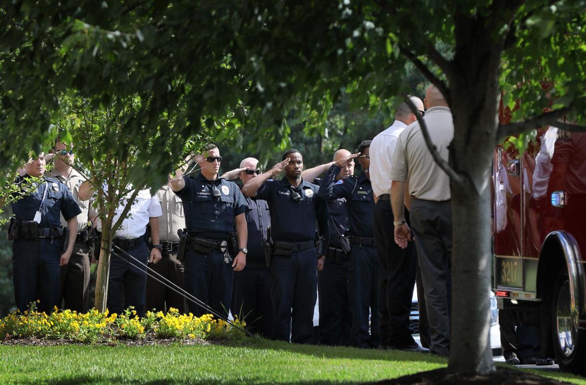 Officer Michael Langsdorf remembered