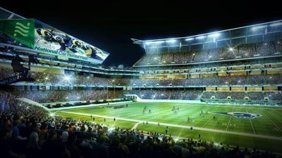 New NFL stadium