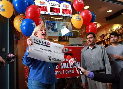 $200 million Lotto ticket sold at Union Station