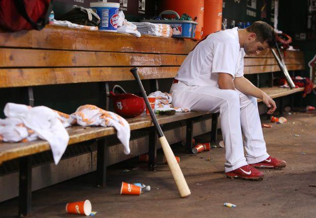 Cardinals v Chicago Cubs