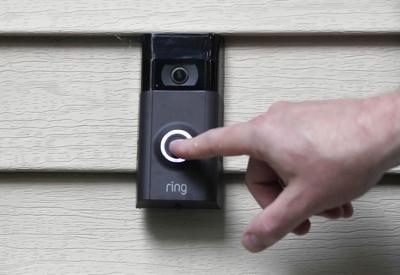Doorbell Cameras Police
