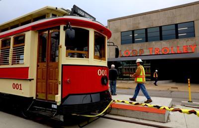 Loop Trolley gets road test