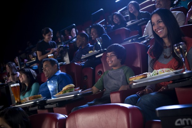 Luxury Movie Theaters Are Rolling Out The Red Carpet