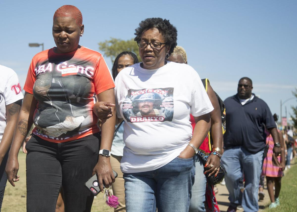 Mothers March To End Gun Violence