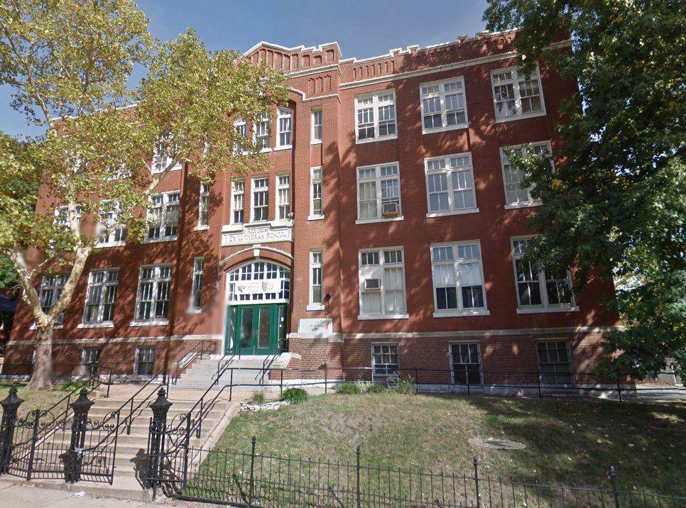 Former Holy Cross Lutheran School