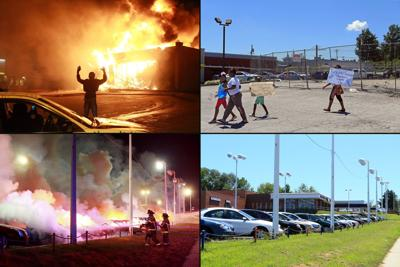 Ferguson: Then and Now