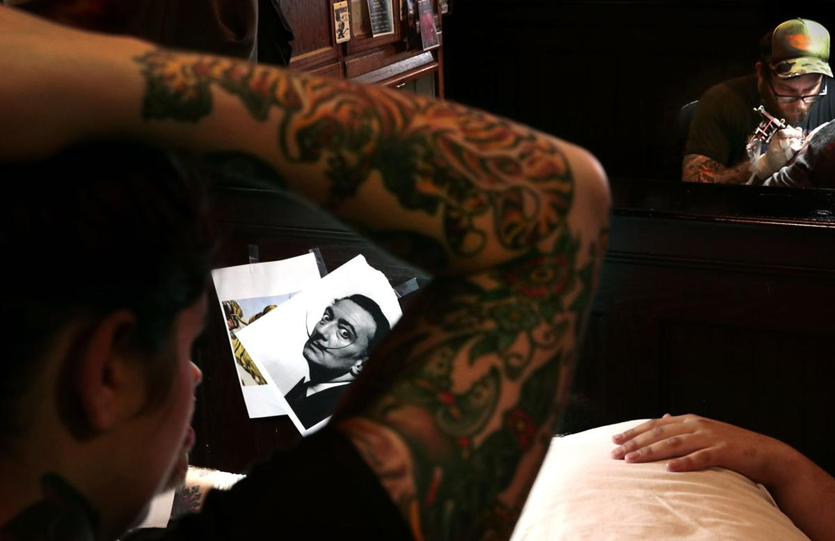 Tattoo shops feel a business bump at tax season