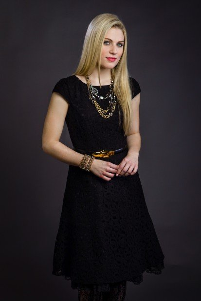 Wear One Dress To All Your Holiday Parties Deb S Retail