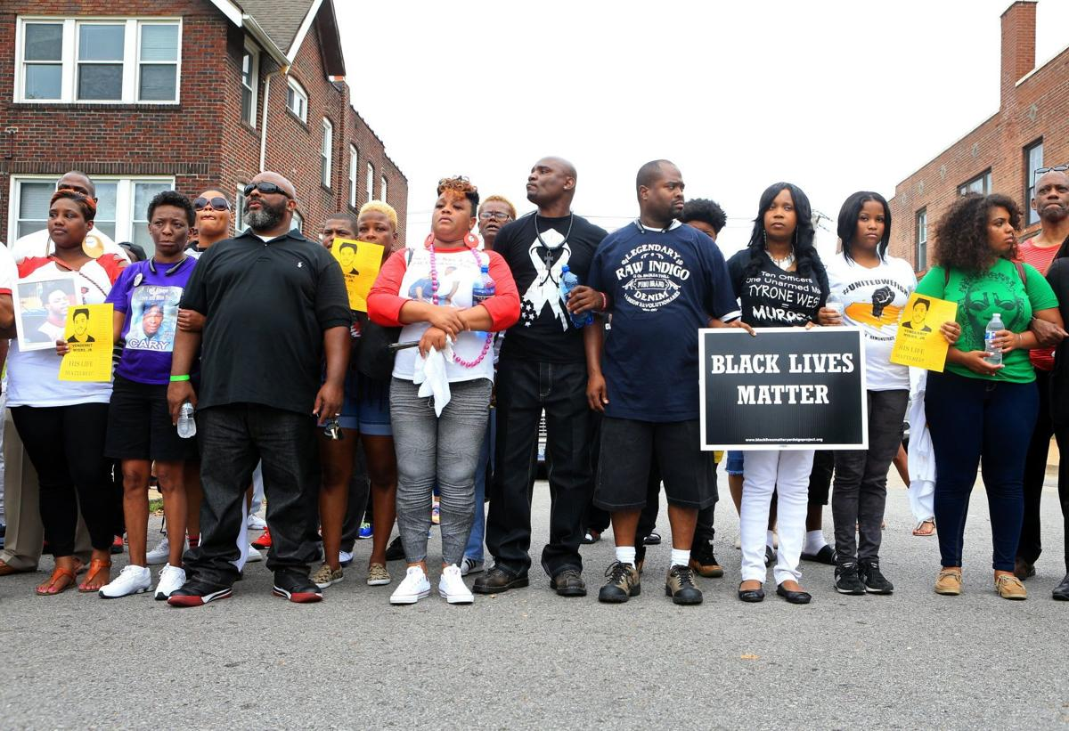 #BlackLives (continue to) Matter