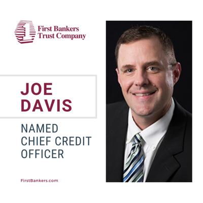 First Bankers Trust Company CCO Joe Davis
