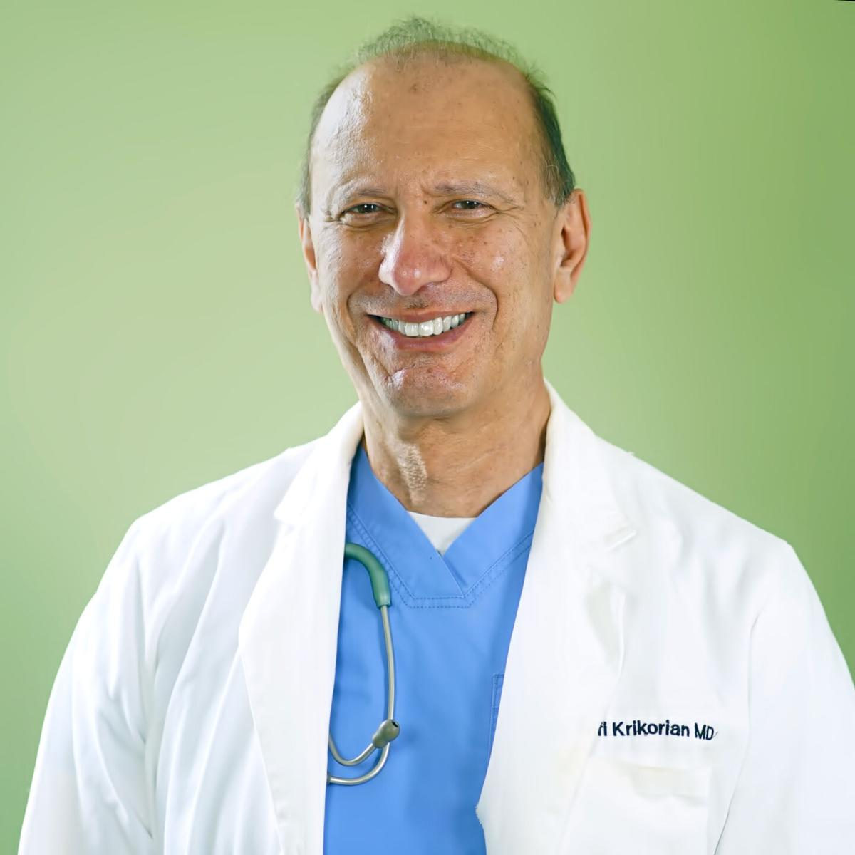 Local Vascular Doctor Working to Prevent Leg Ulcers from Resulting in Amputations.
