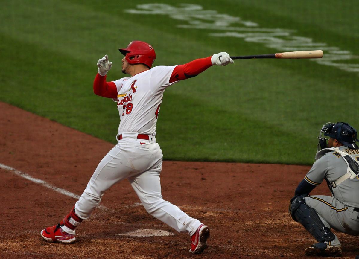 St. Louis Cardinals 2021 home opener at Busch Stadium