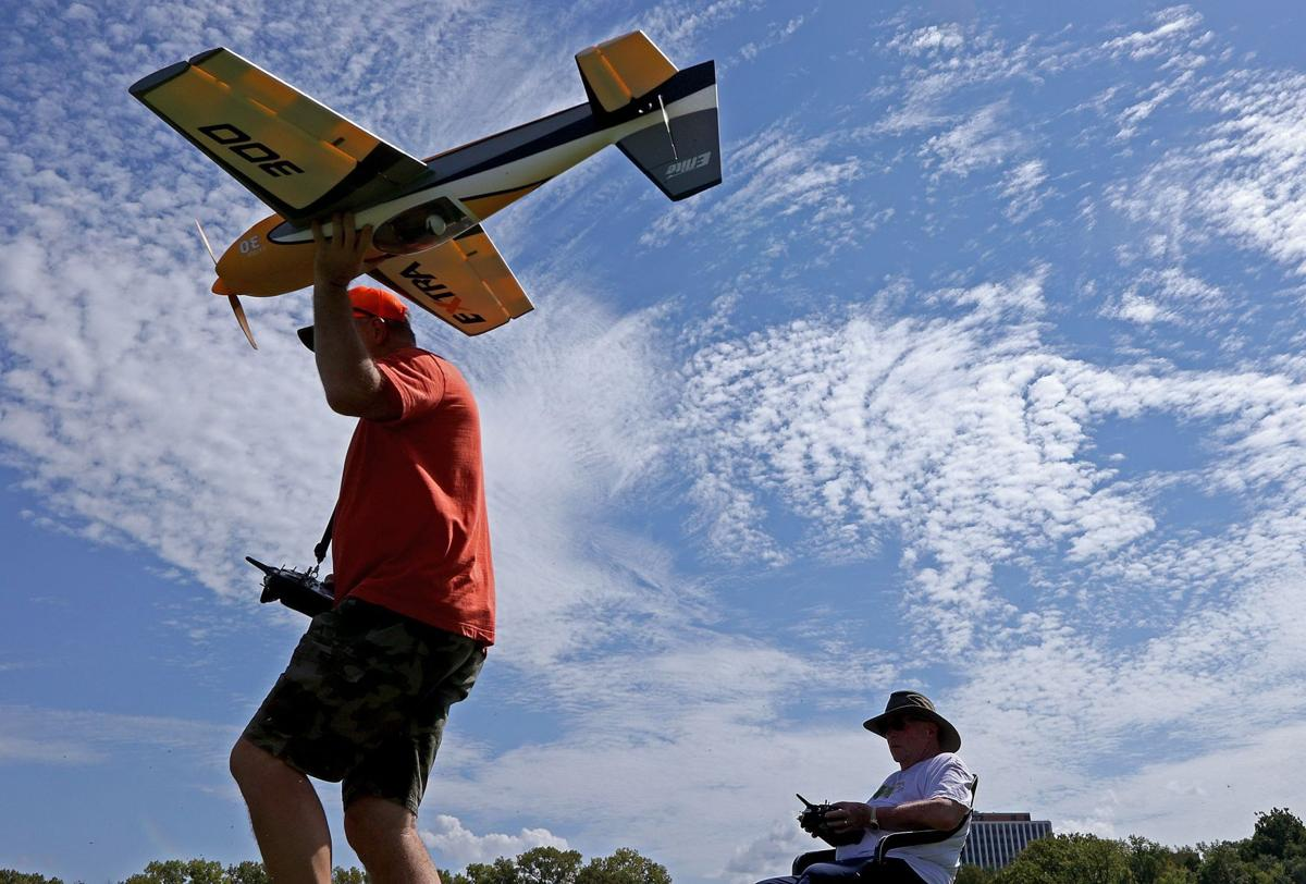 Aeropilots take to the skies at Buder Park