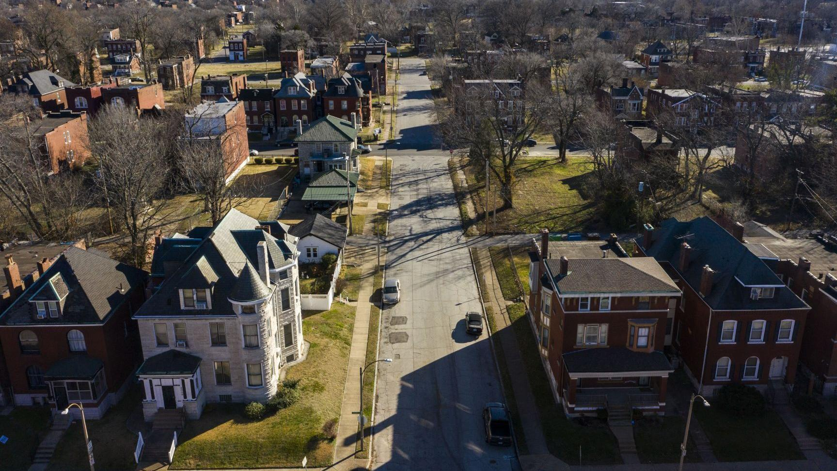 Photos: New taxing district proposed for north St. Louis neighborhoods