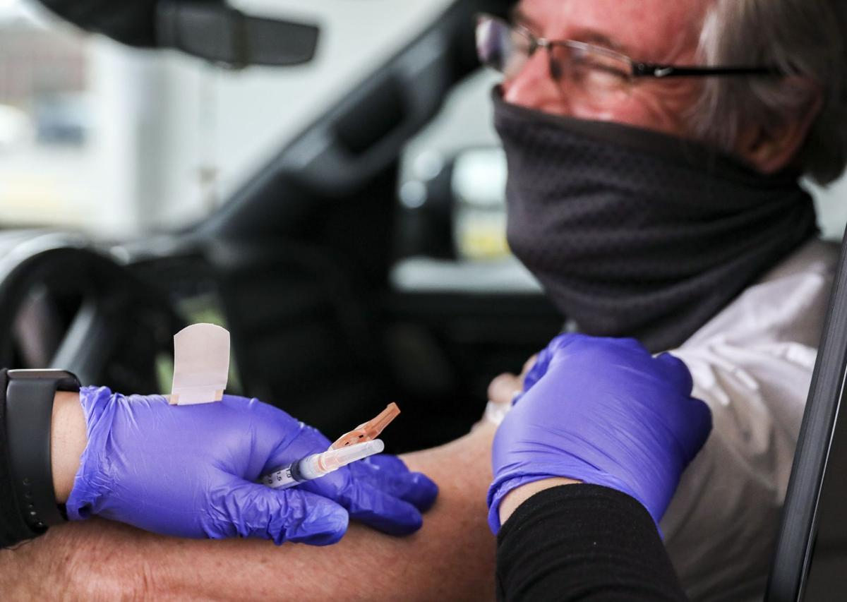New groups being vaccinated in Illinois
