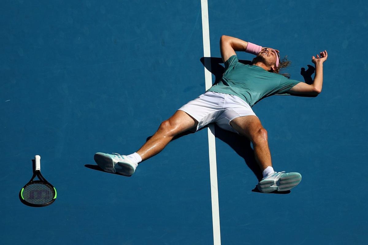 Stefanos Tsitsipas Youtube Star And Now Grand Slam Semifinalist Sports Stltoday Com