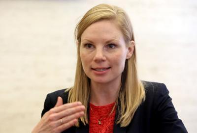 Missouri state auditor Nicole Galloway