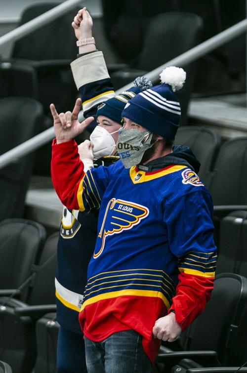 St. Louis Blues vs. Los Angeles Kings